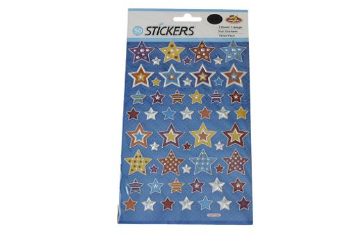 Picture of ستيكر - نجوم فضي و ملون