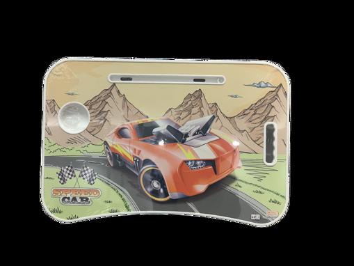 صورة طاوله دراسية بطبعة Speed car